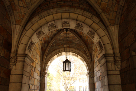 Old Stone Archway