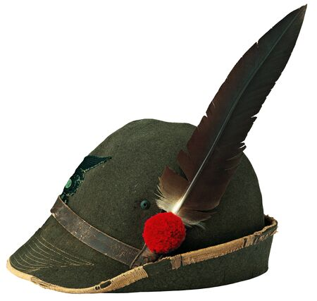 Old hat in the use of armed forces in the Italian alps