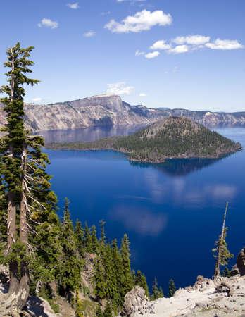 Crater Lake Oregon Unites States, North America