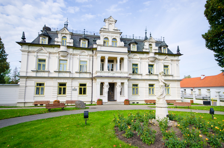 Old palace in Suprasl - Poland