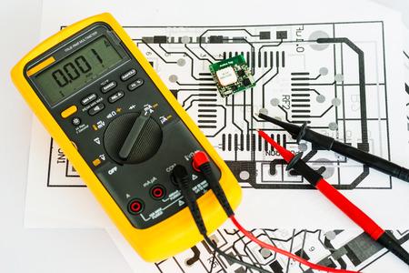 Electronics prototype designing process