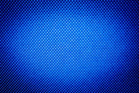 fabric nylon background texture blue