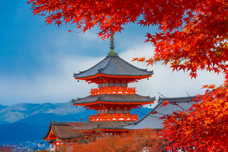 Foto de Autumn colors in Japan - Imagen libre de derechos