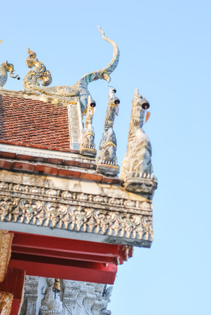 Angels Statue Thai Temple , art for religion