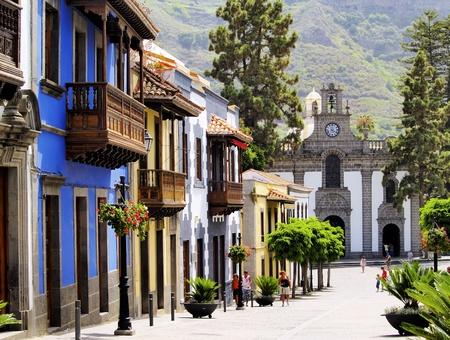 Teror, Gran Canaria, Canary Islands, Spain