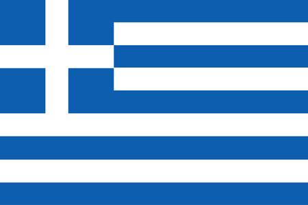 vector of greece flag
