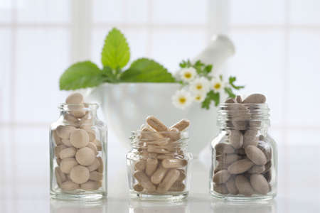 Alternative health care fresh herbal ,dry and herbal capsule with mortar