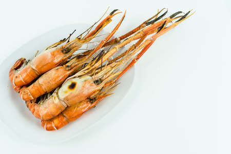 Grilled shrimp to giant freshwater prawn