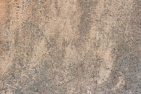 Photo pour Texture of a concrete wall with cracks and scratches which can be used as a background - image libre de droit
