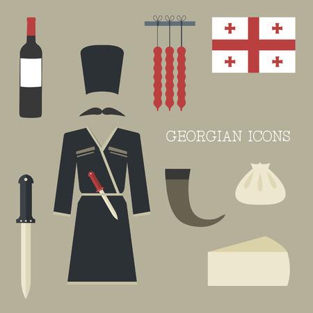 Georgian icons