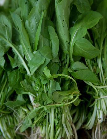 green vegetables in market, diet food