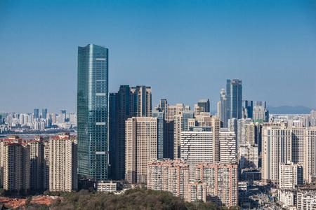 Changsha city scenery