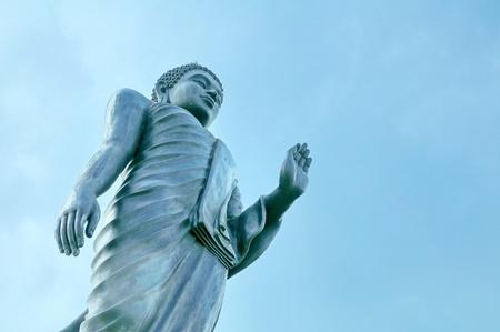big Buddha standing
