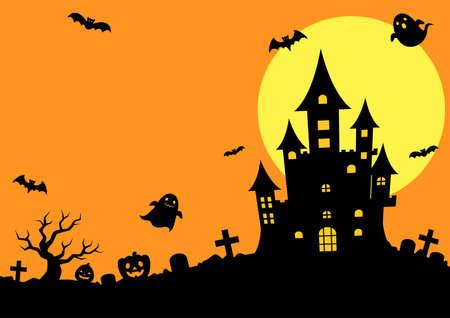 Illustration pour Halloween illustration - image libre de droit