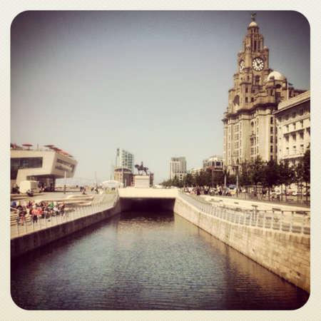 Sunny Liverpool