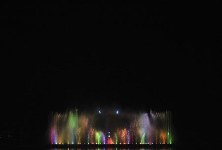 dancing fountains festival
