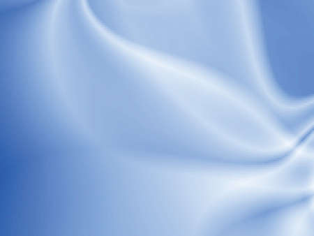 Abstract Design Light Blue Silky Background Royalty Free