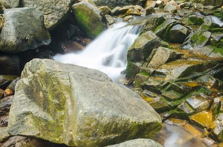Pliu waterfall in P liu Nat