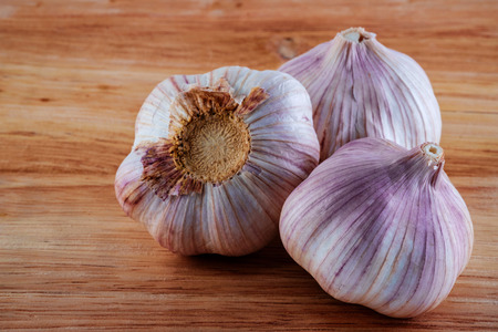 garlic has a characteristic pungent, spicy flavor that mellows and sweetens considerably with cooking.