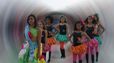caribbean carnival 2014, boca chica, dominican republic
