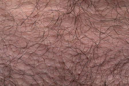 Photo pour Photo of healthy human's skin, macro shooting - image libre de droit
