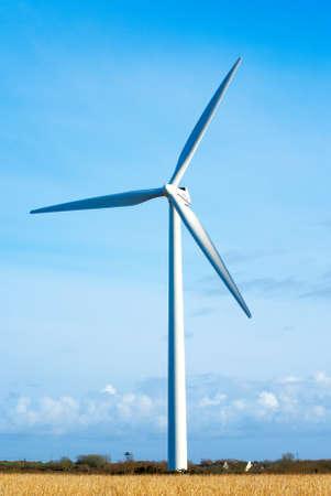 wind turbine Goulien Cap Sizun