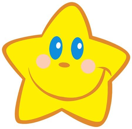 Happy Little Star