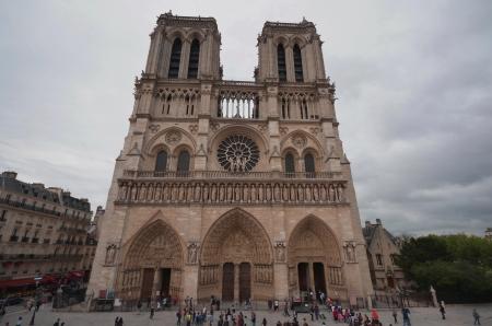 Tourism in Paris, Notre Dame