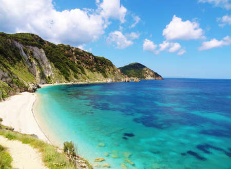 Samson Beach, Elba Island