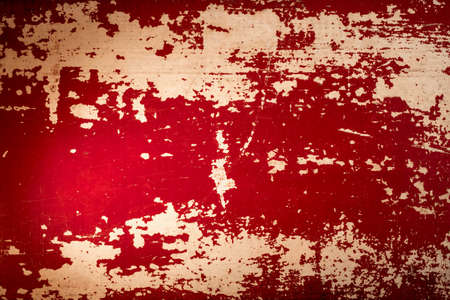 Red wood retro concept background, old grunge vintage backdrop.