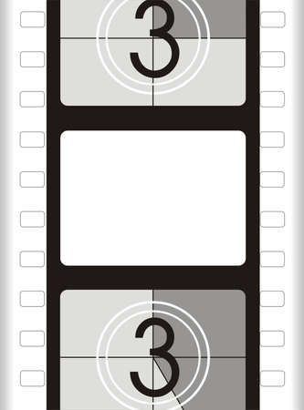 film frame, from the start - movie background