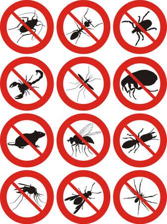 pests icon - pest control