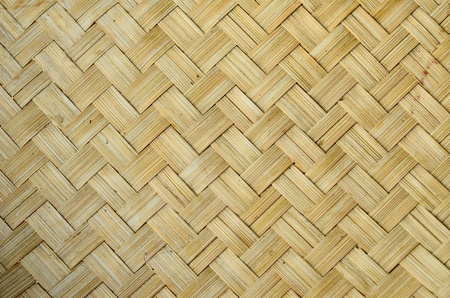 Bamboo Weave Pattern in Lanna Thai Style
