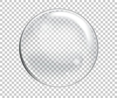Illustration pour Soap Water Bubbles - image libre de droit