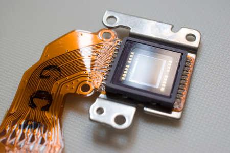 Photo pour CCD sensor for digital camera - image libre de droit