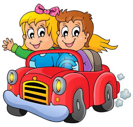 Car theme image
