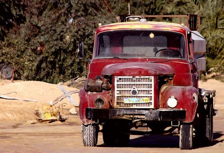 Truck of the desert