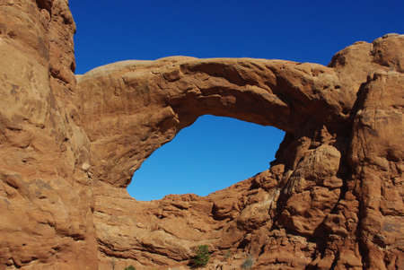 Big Arch in Arches National Park, Utah