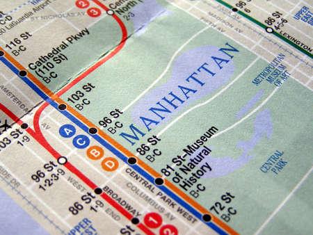 Free Ny Subway Map.Subway Map Of The New York Underground Metro Tube Network Royalty