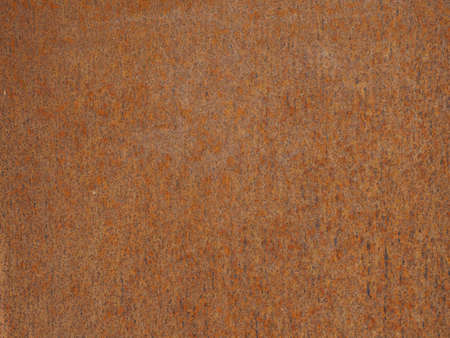 Photo pour brown rusted steel texture useful as a background - image libre de droit