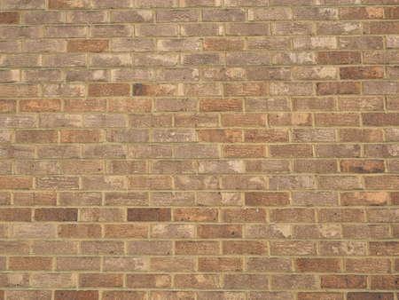 Foto de red brick wall useful as a background - Imagen libre de derechos
