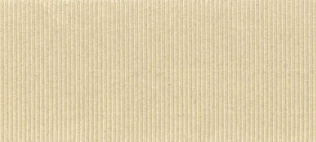 Photo for light brown corrugated cardboard texture useful as a background - Royalty Free Image