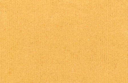 Photo for brown corrugated cardboard texture useful as a background - Royalty Free Image