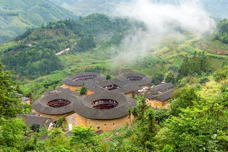 Foto für fujian tulou (hakka roundhouse) - Lizenzfreies Bild