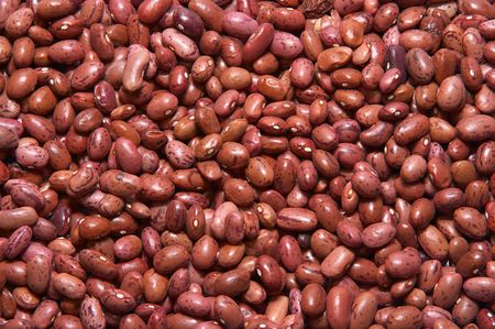 Red haricot beans