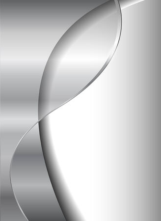 Abstract business background, grey silver metallic, EPS10 transparency.