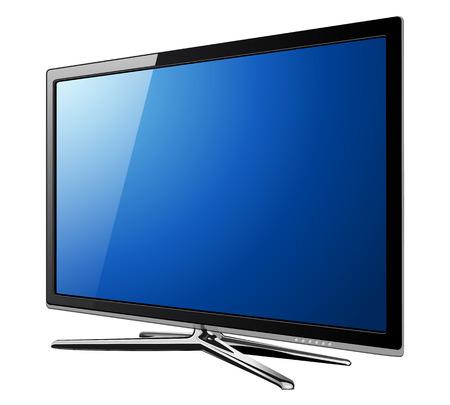 Modern TV lcd, led