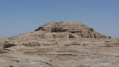 Photo for The ruins of Eridu in Iraq - Royalty Free Image