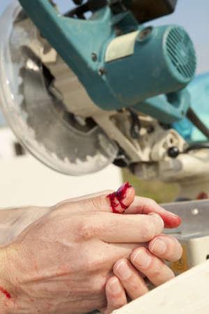 Photo pour Doing odd jobs - image libre de droit