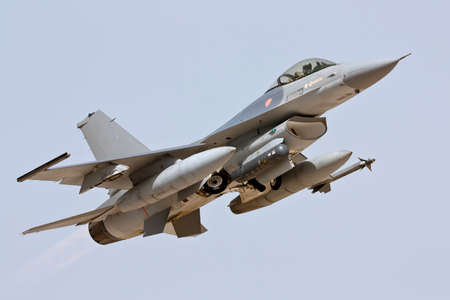 Lockheed Martin F-16  Take Off in Monte Real - Portugal
